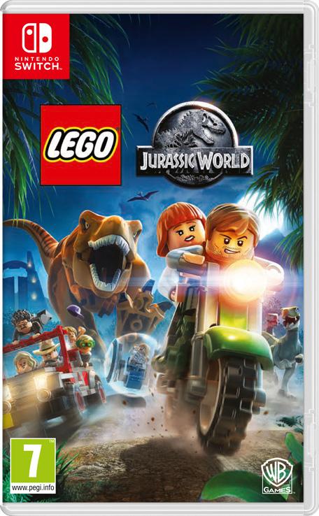 Warner Bros Game LEGO Jurassic World - 1000746995