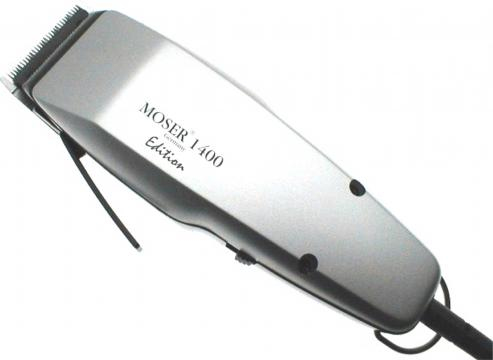 Wahl - Moser 1400 Cavo Silver Ed