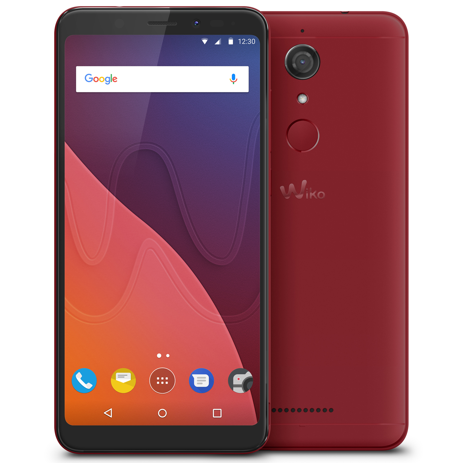 Wiko - Wiko View 4g Tim Red 16+3