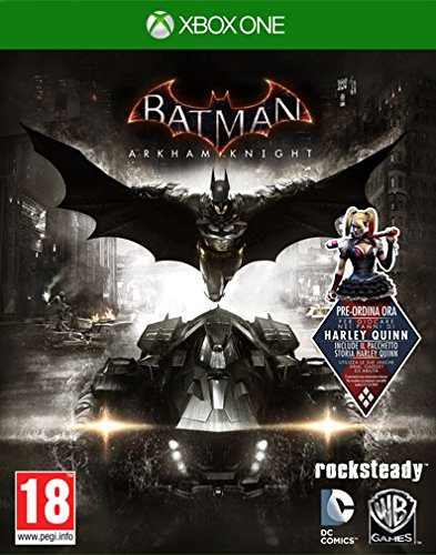 Warmies Gioco - Xbox One Batman Arkham Knight