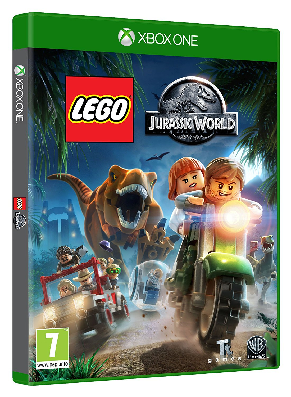 Warmies Gioco - Xbox One Lego Jurassic World1000567746
