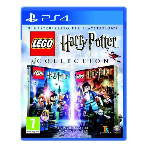 Warner Bros Game Lego Harry Potter Collection Warner Bros Lego Harry Potter Collection - 1000631075