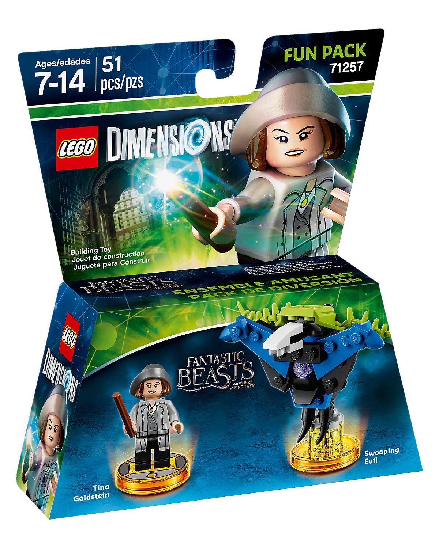 Warner Bros - 1000590124 Lego Fantastic Beasts
