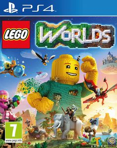 Warner Bros Game Lego Worlds LEGO Worlds - 1000621752