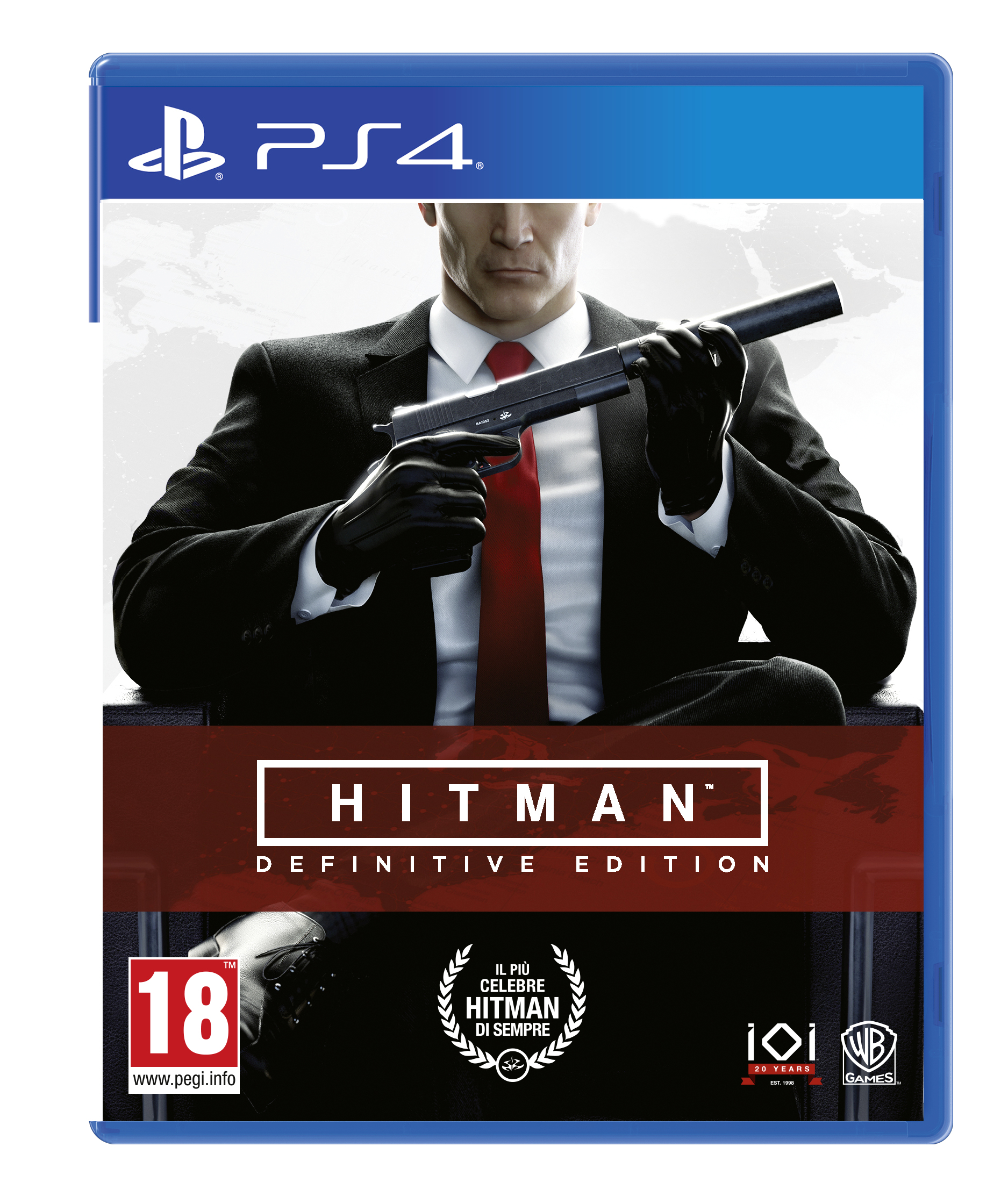 Warner Bros Game Hitman Definitive Edition Warner Bros Hitman: Definitive Edition - 1000717647