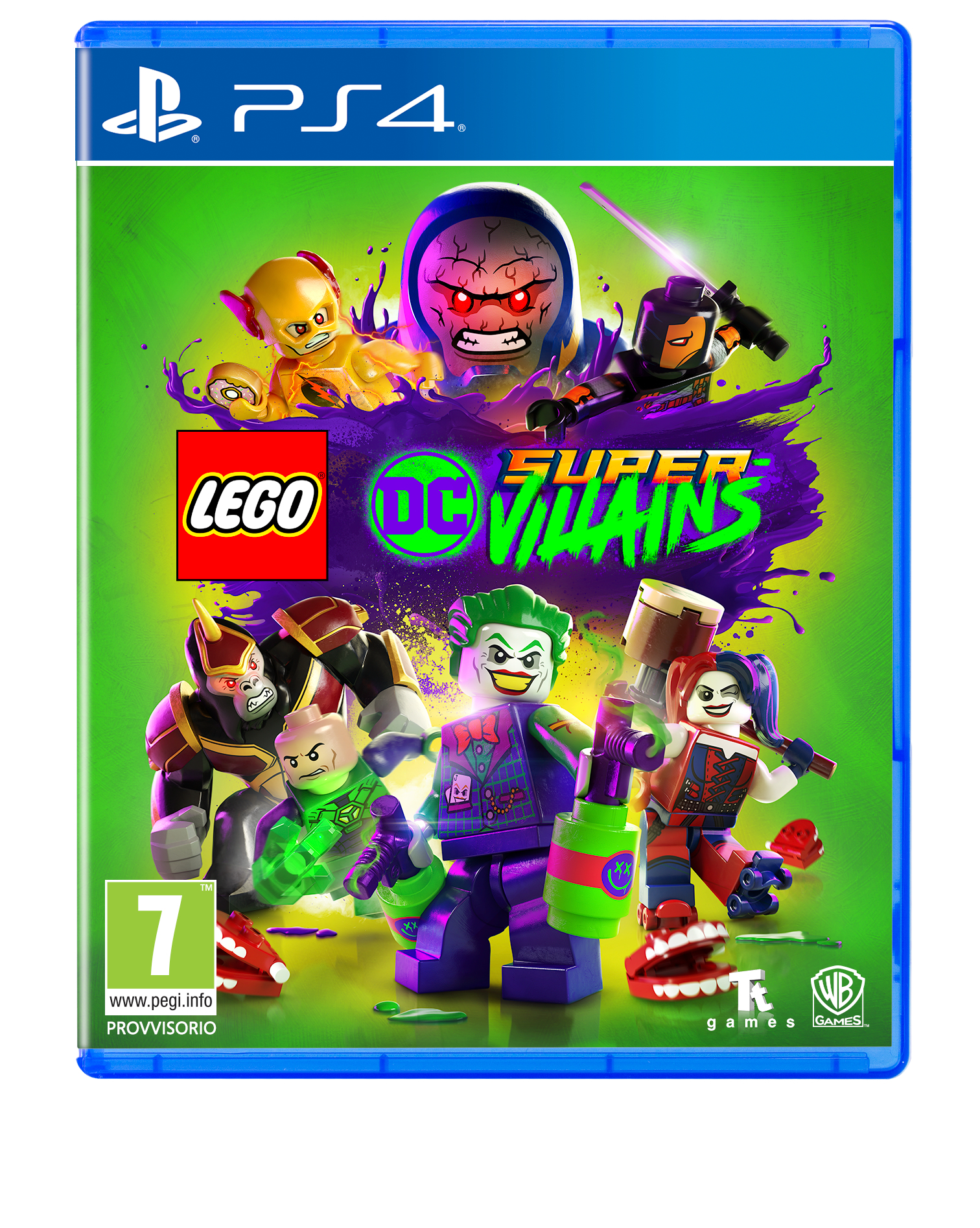 Warner Bros Game LEGO DC Super Villains - 1000704833