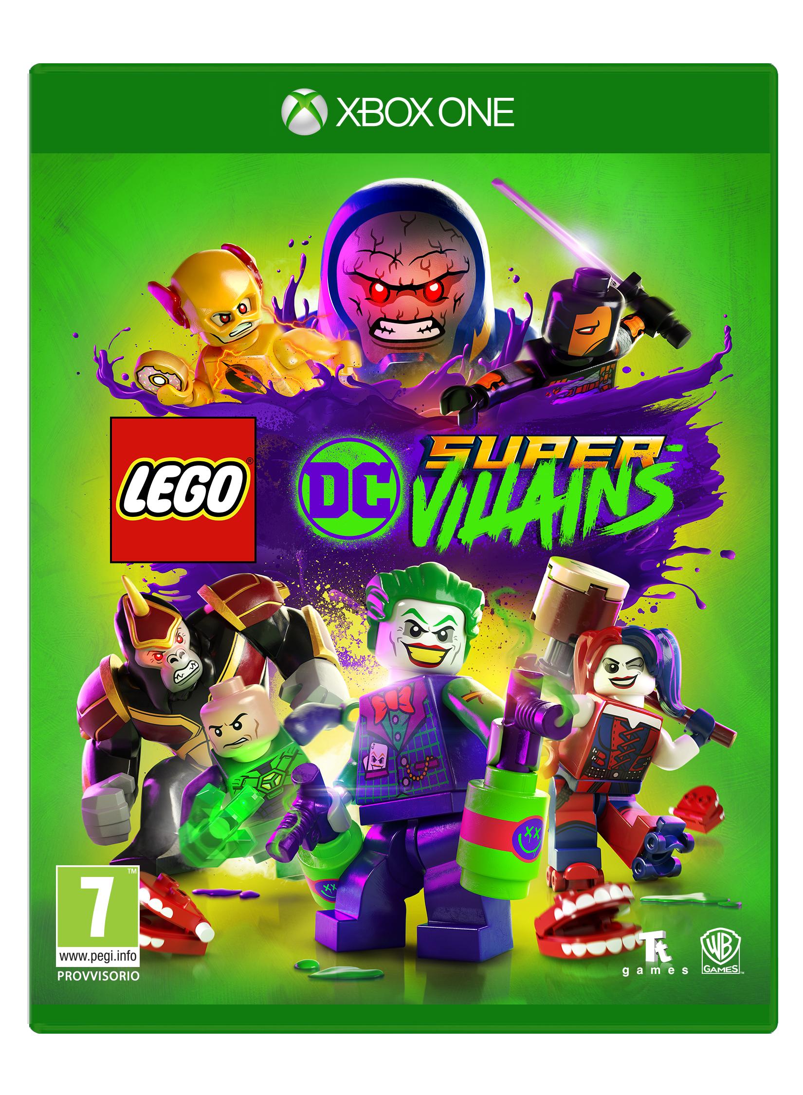 Warner Bros Game LEGO DC Super Villains - 1000704835