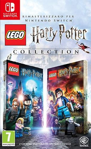 Warner Bros Game Lego Harry Potter Collection Warner Bros LEGO Harry Potter Collection Remastered - 1000729490