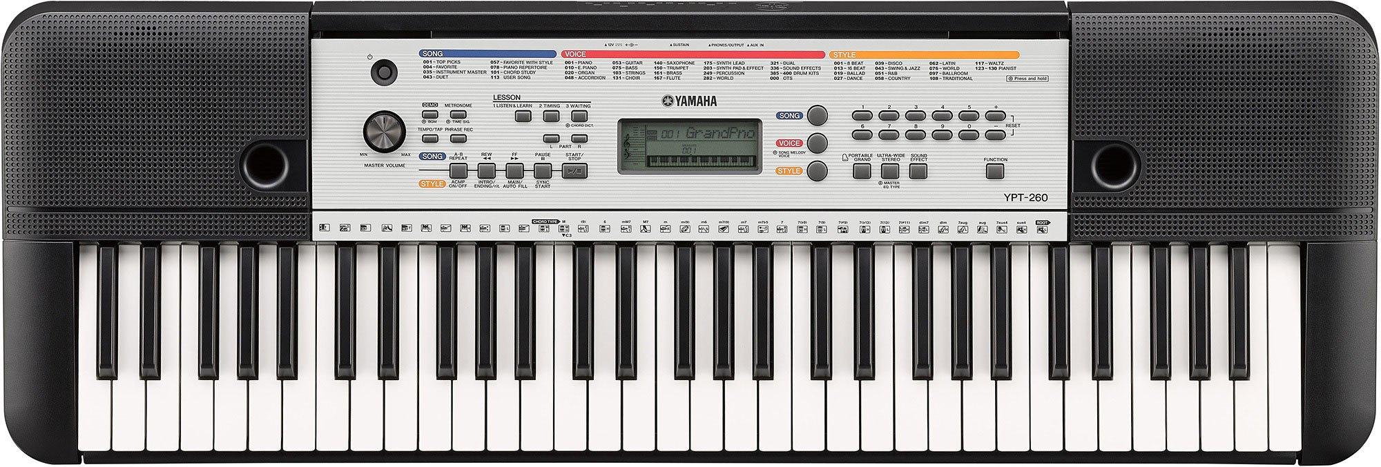 Yamaha - Ypt-260