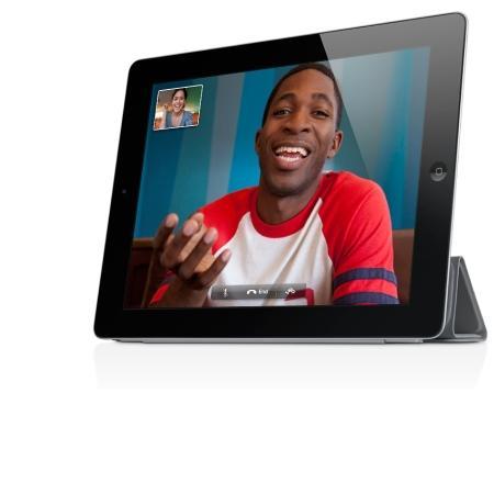 APPLE Custodia per iPad 2 e iPad 3 - SMART COVER DARK GREY MD306ZMA