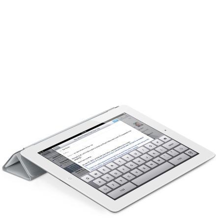 APPLE Custodia per iPad 2 e iPad 3 - SMART COVER LIGHT GREY MD307ZMA