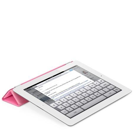APPLE Custodia per iPad 2 e iPad 3 - SMART COVER PINK MD308ZMA