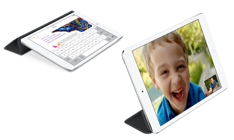 APPLE Custodia pei iPad Mini - SMART COVER BLACK PER IPAD MINI