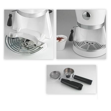 ARIETE Macchina da caffé espresso - MOKA AROMA ESPRESSO 1337