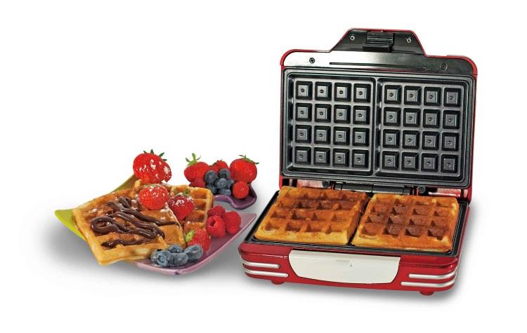 ARIETE Macchina per Waffle - WAFFLE MAKER 187