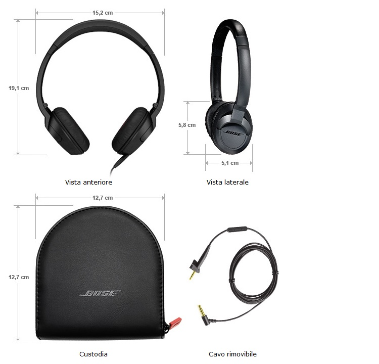 BOSE® Cuffie Sovraurali - SOUNDTRUE ON-EAR PURPLE