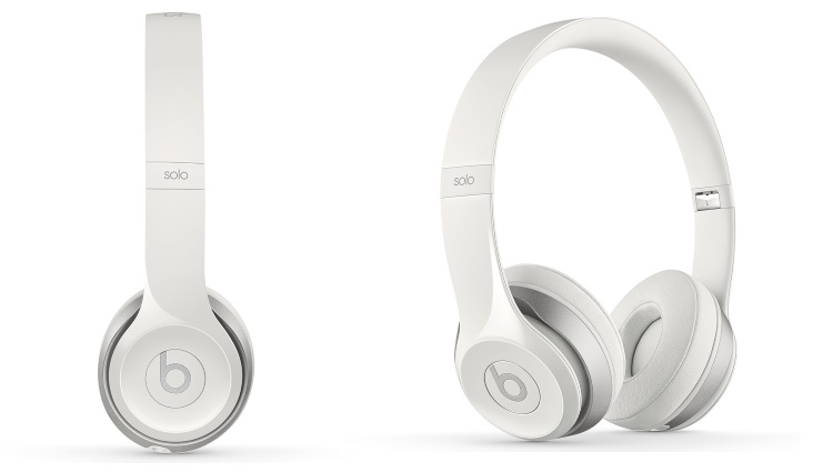 BEATS BY DR.DRE - SOLO 2.0 WHITE 900-00135-03