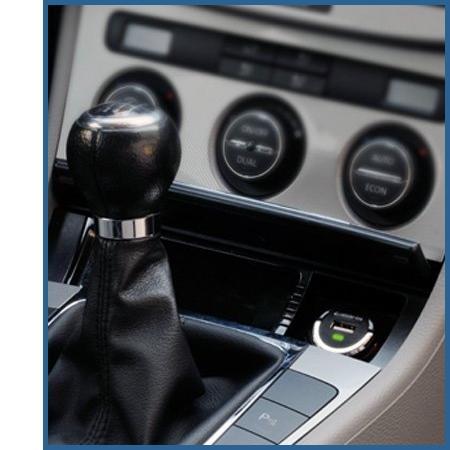 CELLULAR LINE Carica batterie USB da auto Universale - MICROCBRUSB