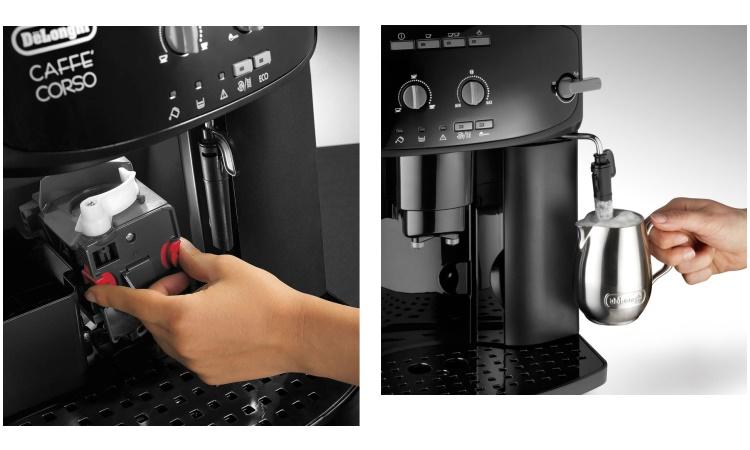 DE LONGHI - CAFFE' CORSO ESAM 2600 BLACK