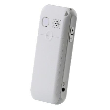 PANASONIC Cellulare specifico per i più anziani - KX-TU320 WHITE