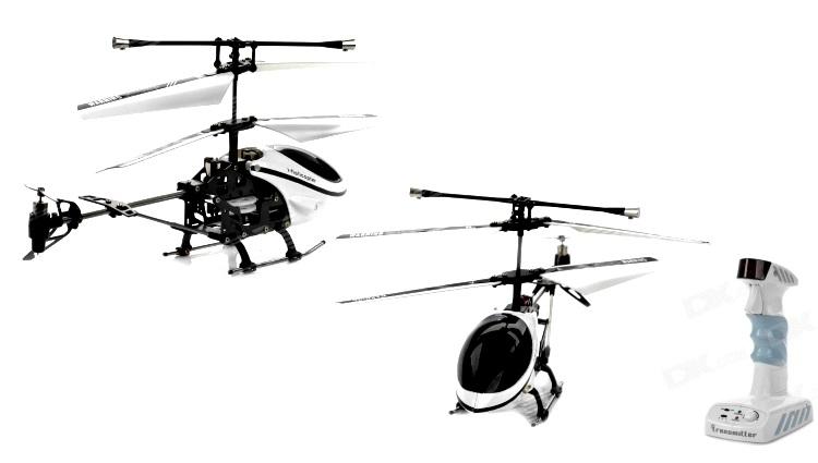 MR.TOYS Mini Elicottero con telecomando IR - HELICOPTER MINI-DRONE 777-298 3CH