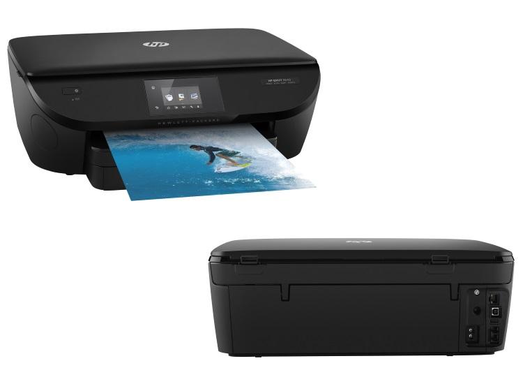 HEWLETT PACKARD Stampante InkJet multifunzione - ENVY 5640 E-ALL-IN-ONE
