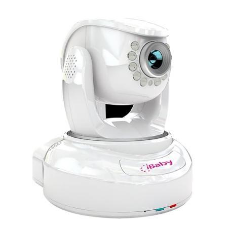 IHEALTH Webcam Wi-Fi per monitorare il tuo bebé - M3 BABY MONITOR