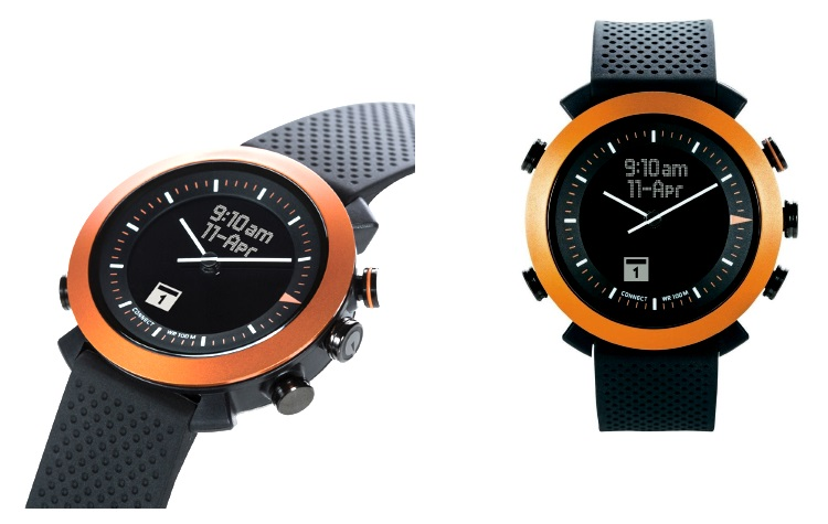 COGITO Smartwatch con orologio analogico +display su 2 righe - CLASSIC CLOCKWORK ORANGE