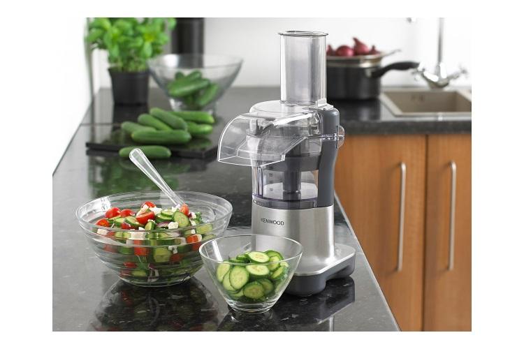 KENWOOD Robot da cucina grattugia/ affetta/ tritatutto - MULTIPRO MICRO FDM100BA