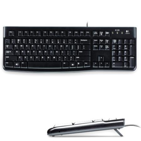 LOGITECH Tastiera USB - KEYBOARD K120