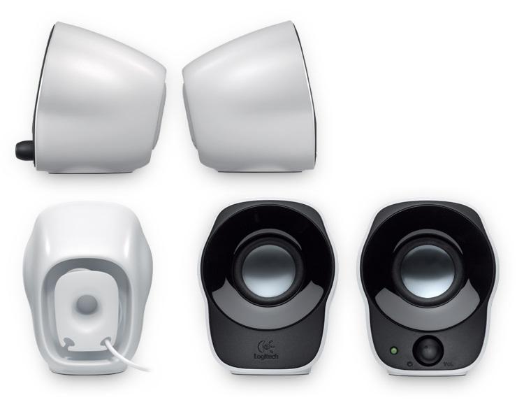 LOGITECH Due speaker compatti - STEREO SPEAKERS Z120
