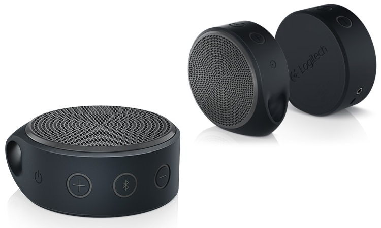 LOGITECH Speaker portatile Bluetooth - X100 MOBILE SPEAKER BLACK