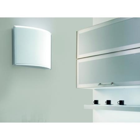 LUCENTE Lampada da interni: da parete o da soffitto - SQUARE-3 WHITE P030-16