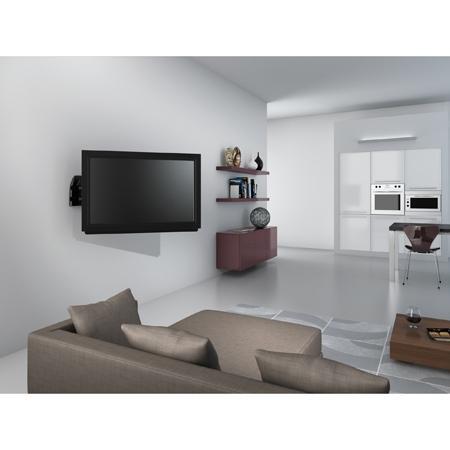 Parete Porta Tv Meliconi.Meliconi Supporto Da Parete Con Braccio Per Led Lcd Plasma