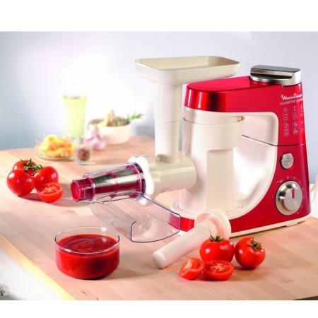 MOULINEX Set di accessori per Robot Masterchef Gourmet: per realizzare la pasta fresca in casa - PASTA KIT XF6901