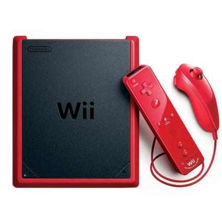 NINTENDO Nuova console Wii Mini - WII MINI RED BLACK