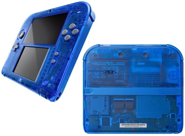 Nintendo Console Nintendo 2DS - 2DS POKÉMON VERSIONE BLU - 2207949
