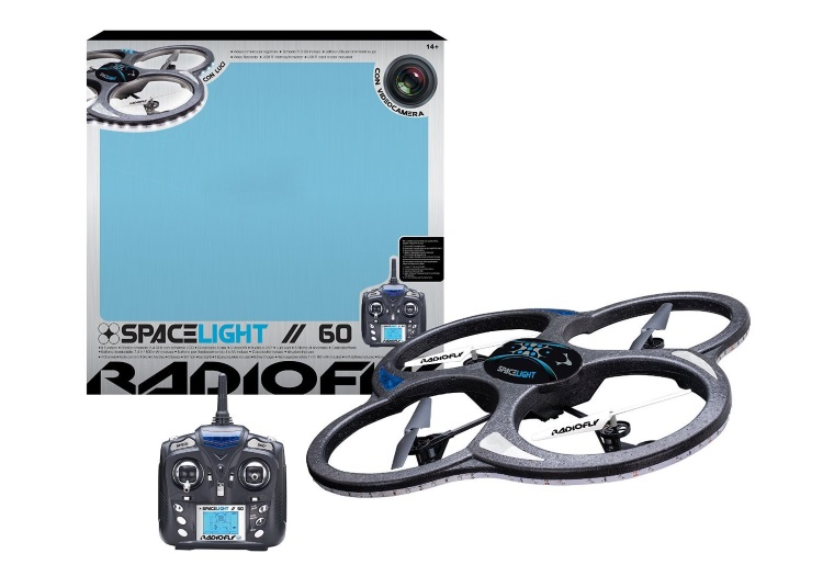 ODS Drone Quadricottero - RADIOFLY SPACELIGHT 60 - 37928