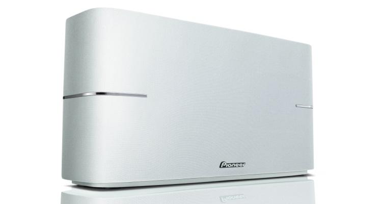 PIONEER - XW-BTS3 WHITE