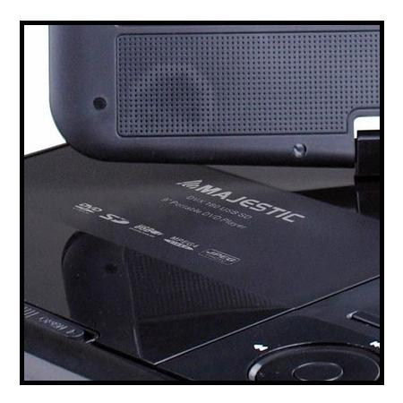 MAJESTIC - DVX-180 USB SD