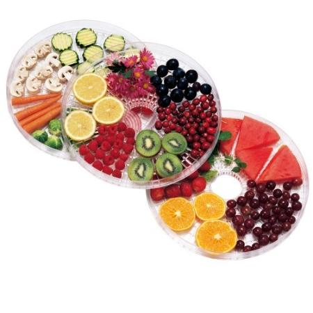 REBER Essiccatore per carne, pesce, frutta, verdura, funghi - ESSICCATORE ARTUS D03