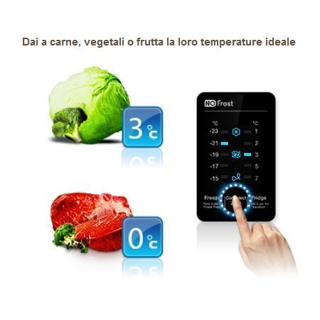 Samsung Frigo combinato 2 porte no frost - Rb29ferncsa