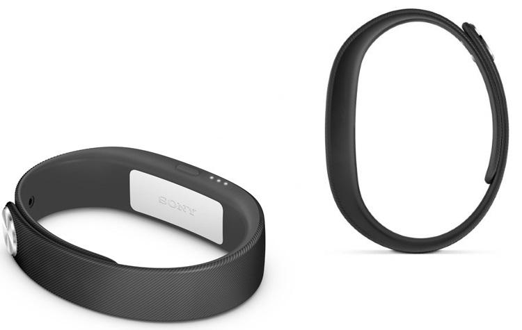 SONY Braccialetto Smart per il monitoraggio dell'attività - SMARTBAND SWR10 BLACK
