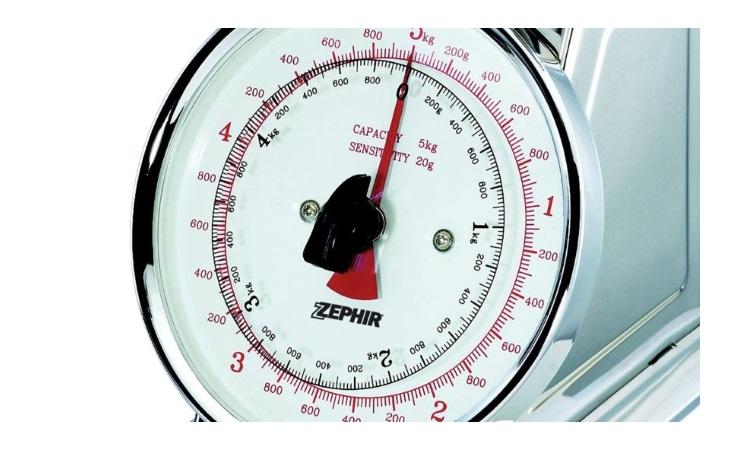 ZEPHIR Bilancia da cucina meccanica - ZHS435