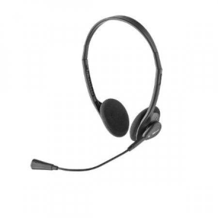 TRUST Cuffie stereo leggere con microfono flessibile e regolabile - HEADSET HS-2100 11916