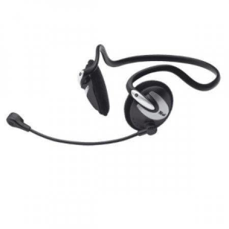 TRUST Cuffie con microfono regolabile - HEADSET HS-2200 14411