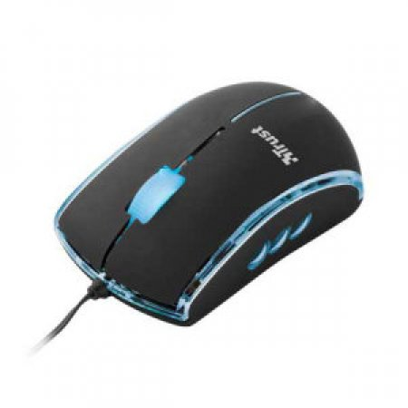 TRUST Mouse ottico compatto con LED multicolore - MI 2750P