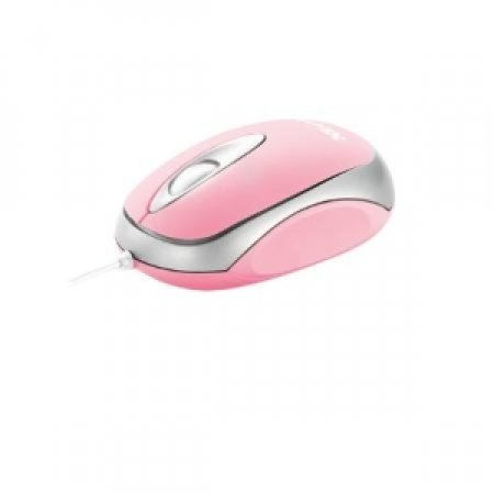 TRUST - MINI TRAVEL MOUSE PINK