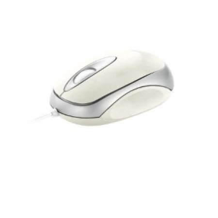 TRUST - MINI TRAVEL MOUSE WHITE