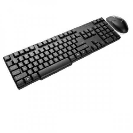 TRUST Tastiera e mouse wireless - DESKSET WIRELESS 16597